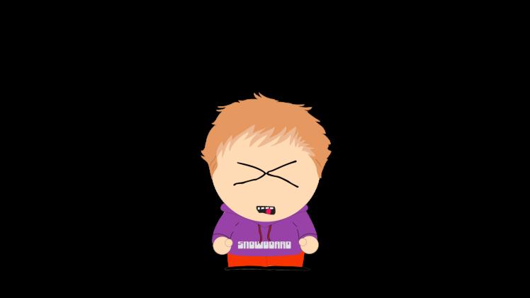 Abbildung von Lexy als Figur der Serie South Park