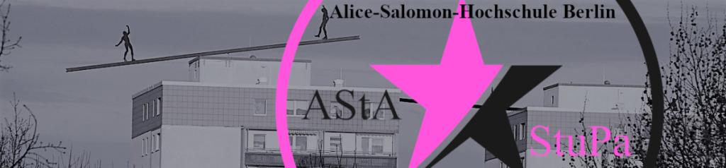 Logo des Allgemeinen Studierenden-Ausschuss der Alice-von-Salomon-Hochschule Berlin