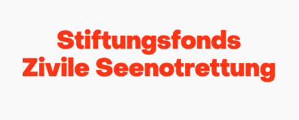Logo von Stifutungs-Fonds Zivile Seenot-Rettung