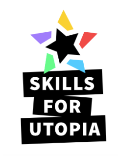 Das Logo von Skills for Utopia